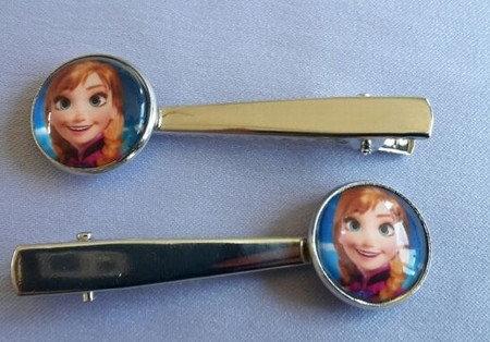 haarspelden set frozen anna
