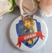button paw patrol chase ca 58 mm