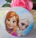 button frozen anna lach en elsa stoer 58 mm